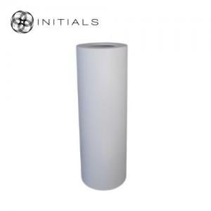 Gyertyatartó oszlop 95/115/135 cm fehér