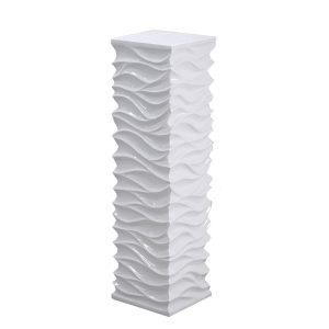 EUH - 2081/3 fehér színű tartóoszlop kaspóhoz 100 cm