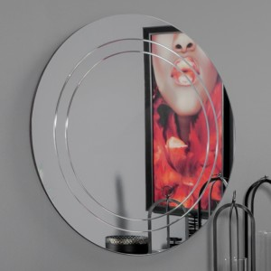 EUH - M-19 fali tükör 100x100 cm
