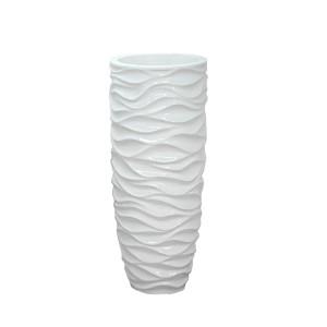 EUH - 2028/4 fehér színű kaspó 91 cm