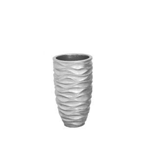 EUH - 2028/2 ezüst színű kaspó 60 cm