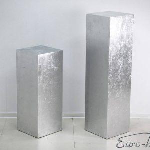 EUH - 2080/2 ezüst színű tartóoszlop kaspóhoz 70 cm