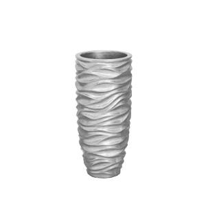 EUH - 2028/3 ezüst színű kaspó 76 cm