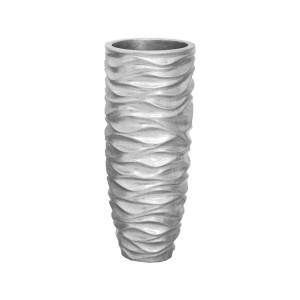 EUH - 2028/4 ezüst színű kaspó 91 cm