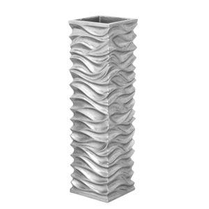 EUH - 2085/3 ezüst színű kaspó 100 cm