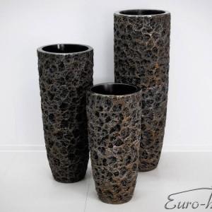 EUH - 2112/2, 2112/3 és 2112/4 design beltéri kaspó