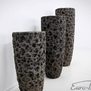 EUH - 2112/3 design beltéri kaspó 90 cm