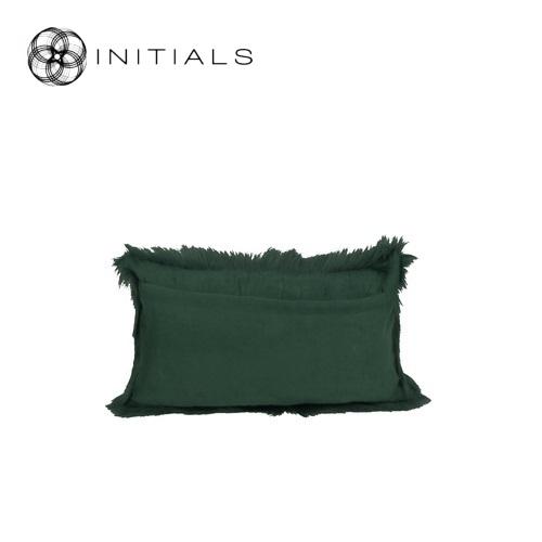 Goat Style Díszpárna 50x25 cm army green