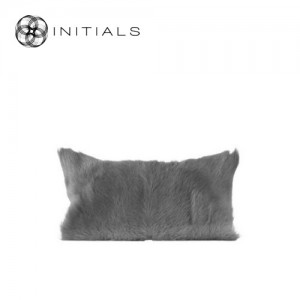 Goat Style Díszpárna 50x25 cm ash grey