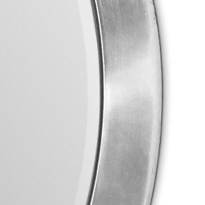 EUH - 12F-361 ezüst design tükör szett 34/44/54 cm