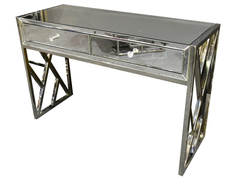 EUH - 17jS137 tükrös konzolasztal
