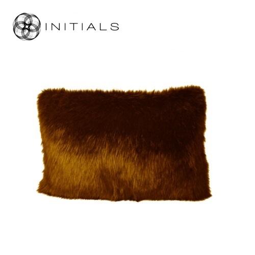 Fox Brown Díszpárna 60x40 cm