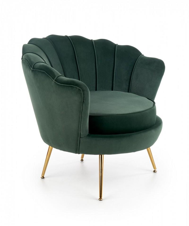Halmar - Amorinito XL green velvet