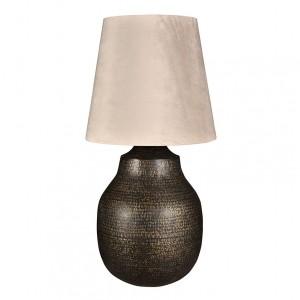 BDeco - Barok 1 asztali lámpa ~75 cm