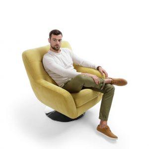 Gala Collezione - Boss fotel
