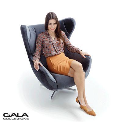 Gala Collezione - Presto fotel