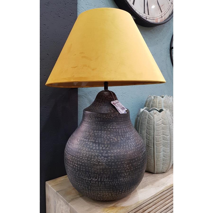 BDeco - Barok 2 asztali lámpa ~80 cm