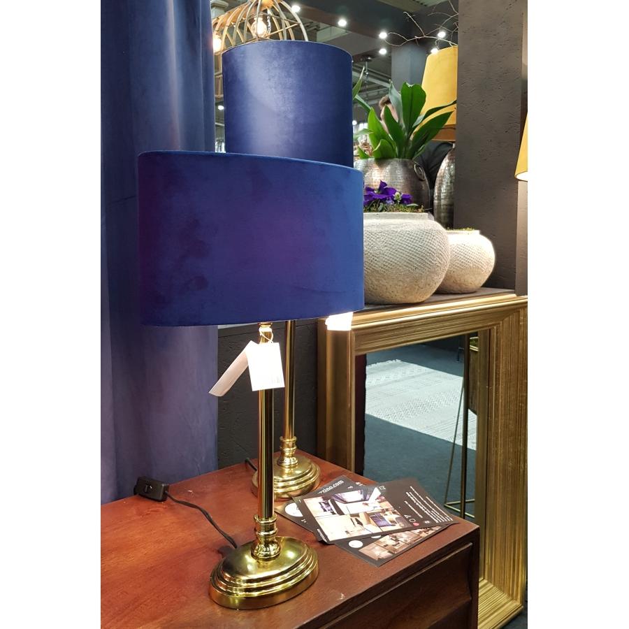 BDeco - Deluxe Silver I. asztali lámpa három méretben