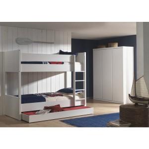 V - Larry emeletes ágy