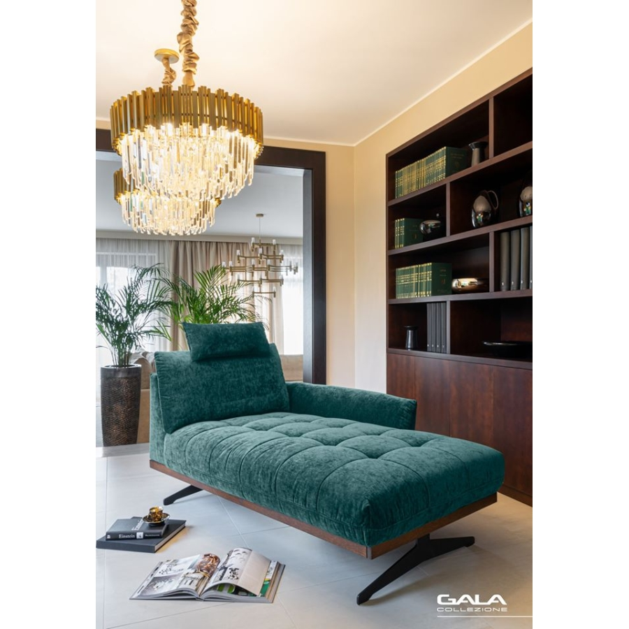 Gala Collezione - Nicea chaise lounge