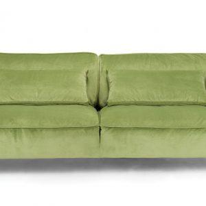MOB - Manhattan fotel green velvet