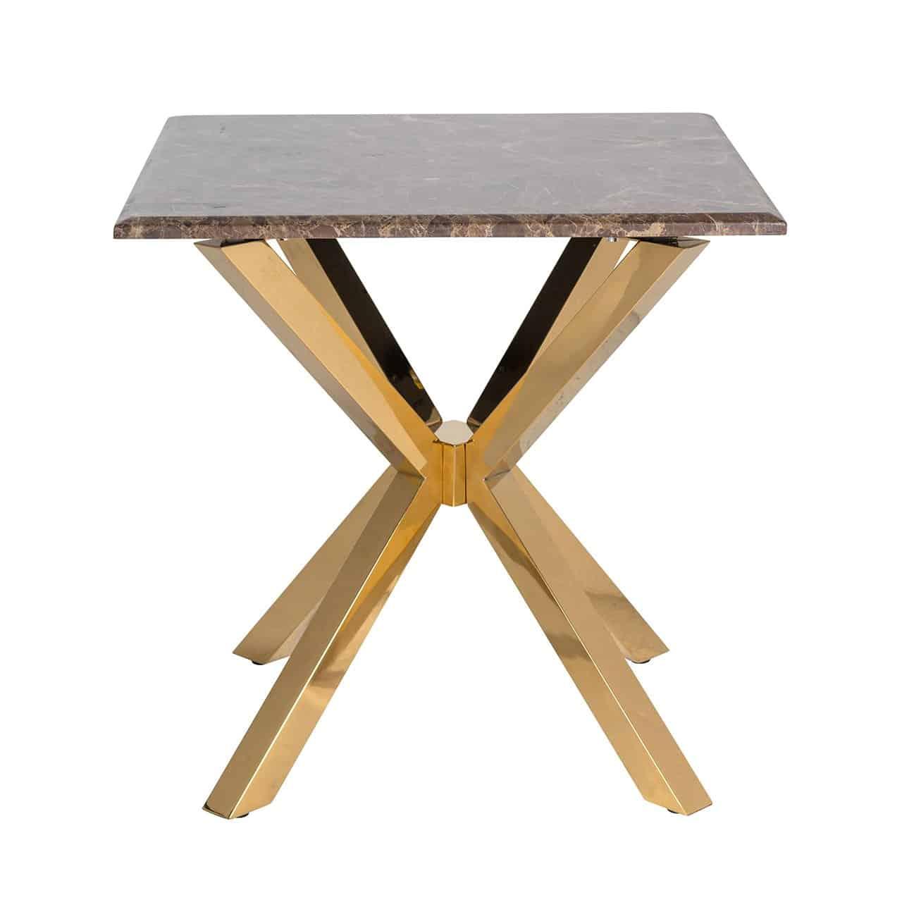 RI - 9451 Gold Spider dohányzóasztal