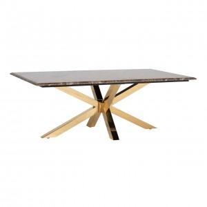 RI - 9452 Gold Spider dohányzóasztal