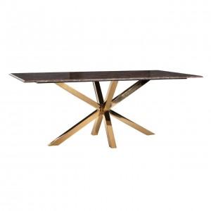 RI - 9453 Gold Spider étkezőasztal
