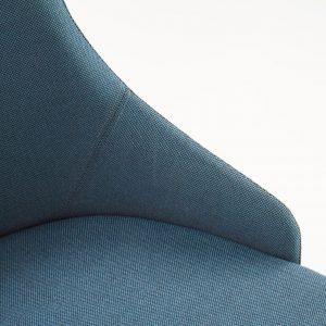 Halmar - Toledo szék kék
