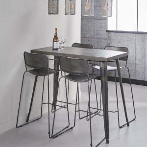 ZJL - 3613 bisztró asztal